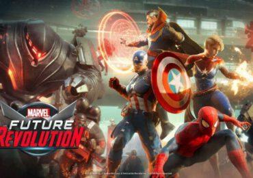 Netmarble เปิดตัวเกมส์สุดมันส์เอาในแฟนฮีโร่ MARVEL Future Revolution