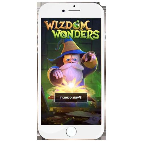 รีวิว : เกมส์สล็อต Wizdom Wonders สุดยอดเกมส์แนวนักเวทย์ แปรธาตุผสมโบนัส